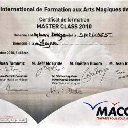Festival de la magie à Mâcon.