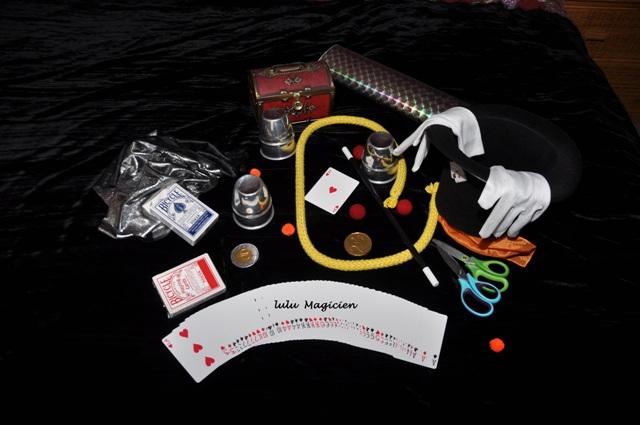 atelier magie et anniversaire domicile avec lulu magicien. Black Bedroom Furniture Sets. Home Design Ideas