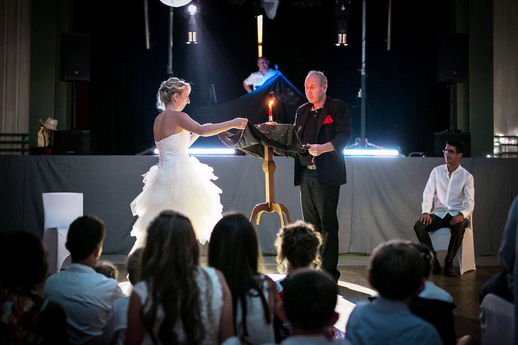 Mariage de Stéphanie et Nicolas