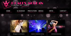 DJ ALEX  MCDEAN