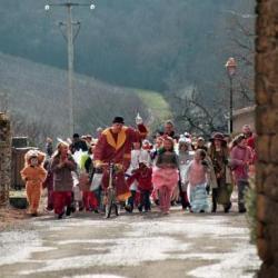 Carnaval à Chânes